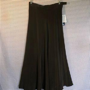 NWT Jones New York Collection Maxi Skirt